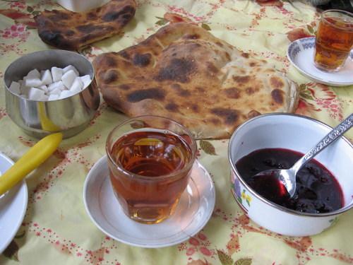 صبحانه مناسب ایرانی