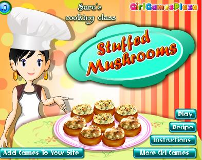 بازی آنلاین دخترانه آشپزی