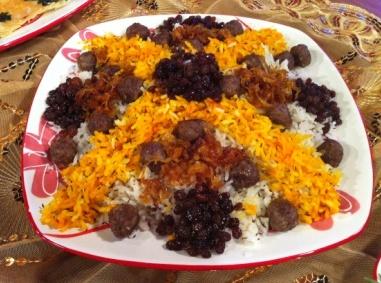 طرز تهیه زیره پلوی کرمانی